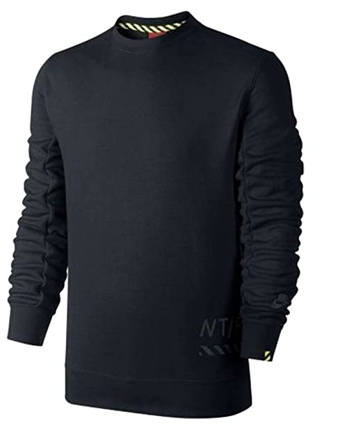 Amazon.com: Nike – Nike Track & Field Crew Neck Sweat Shirt ...