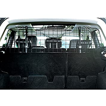 RHINO AUTO Rhino Automotive/© Heavy Duty Headrest Mesh Dog Guard RW1204