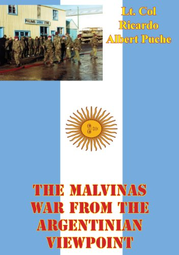 The Malvinas War From The Argentinian Viewpoint (English Edition)