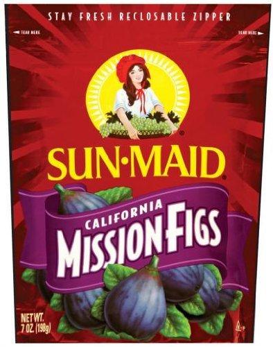 Sun-maid California Mission Figs 7 -