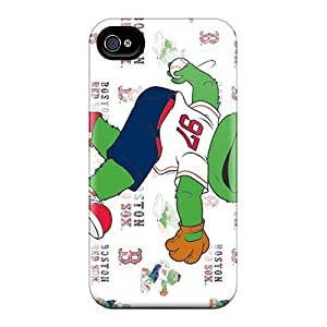 KBX8772kVAk Hard Case Cover For HTC One M7 Boston Red Sox