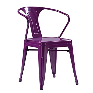 Decorative stool Silla de Hierro Retro, Industria Silla de ...