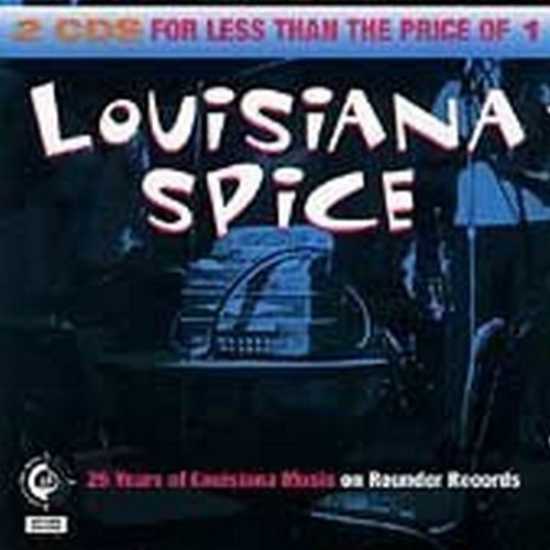 Louisiana Spice by Various Artists (1993-05-13) ()