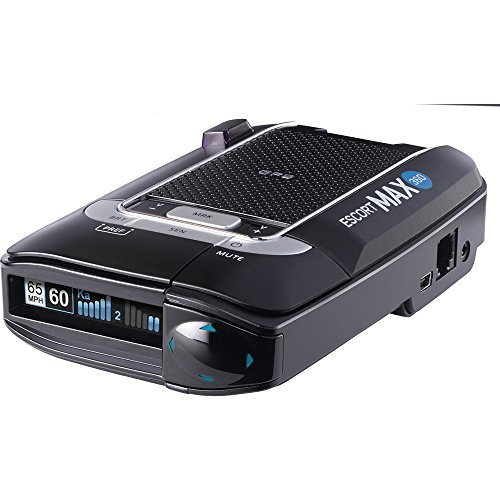 Escort Max 360 Radar Detector (0100024-2) with Car Mat Bundle + 1 Year Extended Warranty by Escort (Image #3)