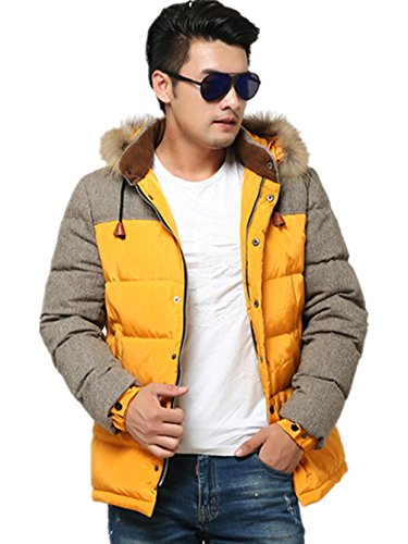 Packable l chaqueta Packable varonil Puffer Puffer YwqgX5R