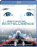 A.I. Artificial Intelligence [Blu-r