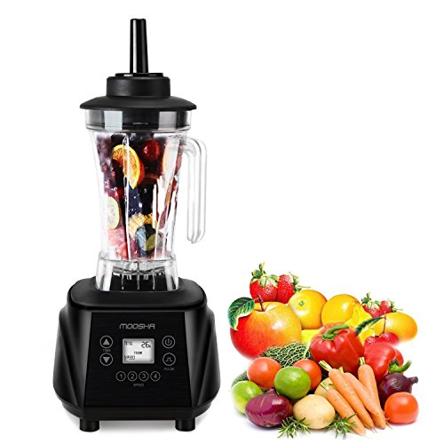 SQ-MOOSHA 2L Professional Blender and Nutrient Juicer with High Performance Multifunction Food Processor
