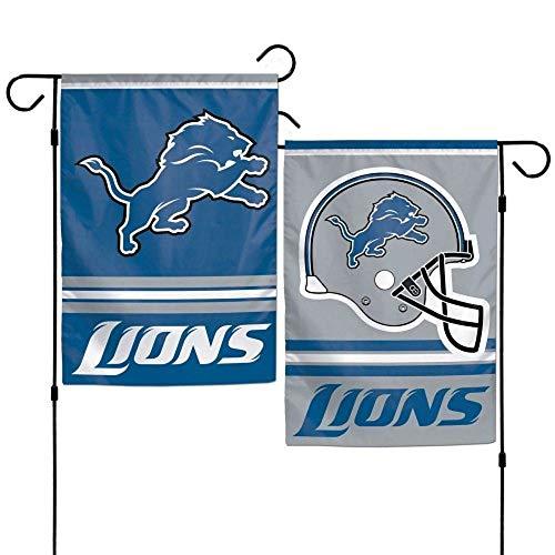 NFL Detroit Lions Garden Flag ()