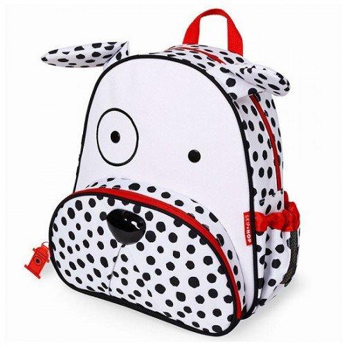 Conjunto mochilas Skip Hop Zoopack y Zoolunchies Dalmata: Amazon.es: Equipaje