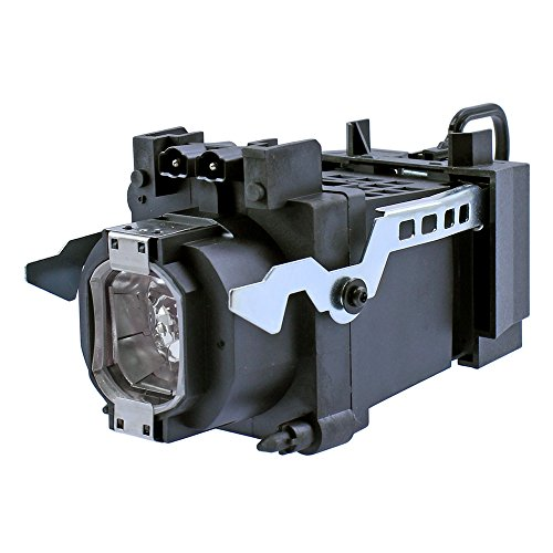 Sony KDF-55E2000 Rear Projector TV Assembly with OEM Bulb and Original Housing (Sony Kdf 55e2000 Lamp)