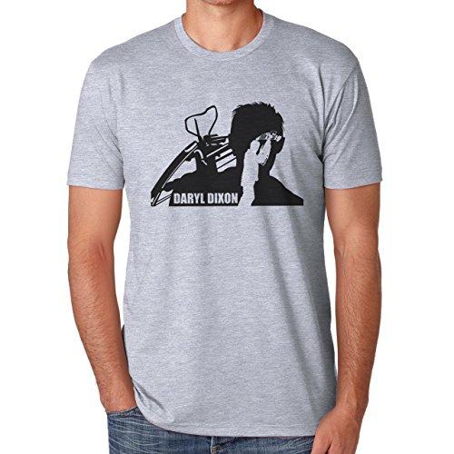 The Walking Dead Daryl Dixon Theme Herren T-Shirt