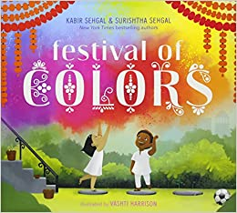 Image result for festival of colors book