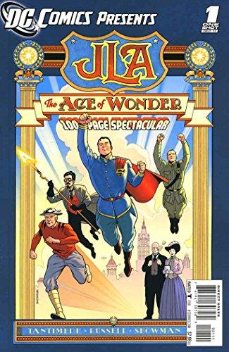 Presents Jla (DC Comics Presents: JLA — Age of Wonder #1 VF/NM ; DC comic book)