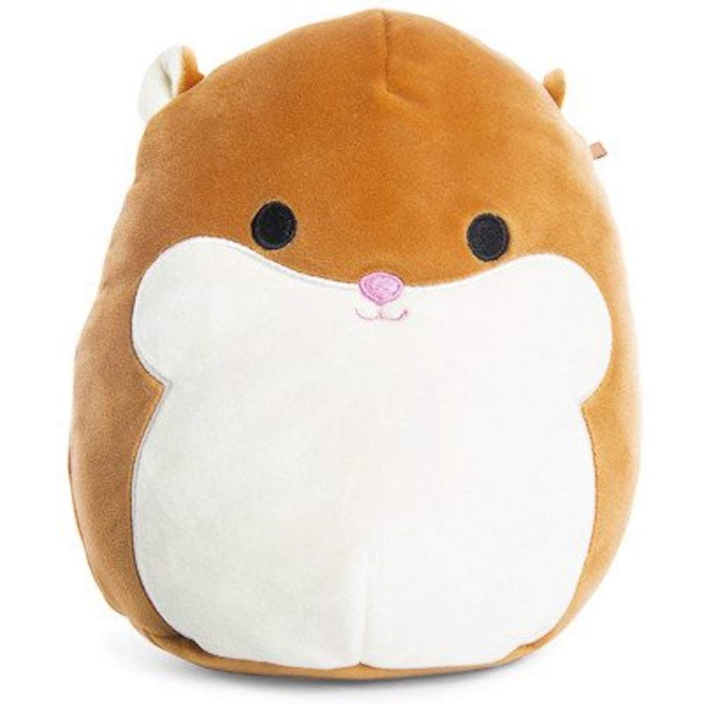 Squishmallow Kellytoy 16'' Humphrey The Hamster- Super Soft Plush Toy Pillow Pet Animal Pillow Pal Buddy Stuffed Animal Birthday Gift Holiday Spring