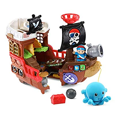 VTech Treasure Seekers Pirate Ship, Online Version: Toys & Games