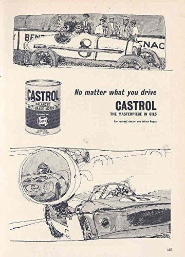 The 8 best castrol advertising