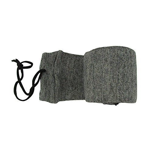 "Tourbon 52"" Shotgun Gun Sock Storage Case Sleeve Sack -Grey"