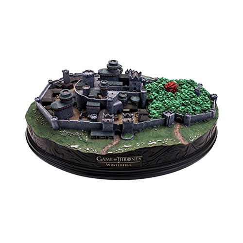 Factory Entertainment Game of Thrones Winterfell Desktop Sculpture by Factory Entertainment (Image #2)