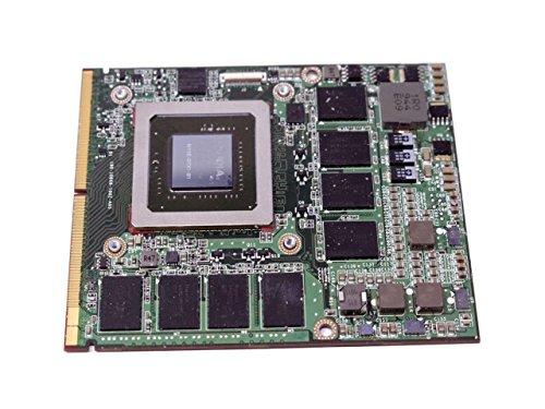 Dell Alienware M17x R2 Nvidia GeForce 285m GTX 1GB GDDR3 SDRAM Laptop Video Graphics Card VFCM7 0VFCM7 CN-0VFCM7 V4THJ (Dell Laptop Video Cards)