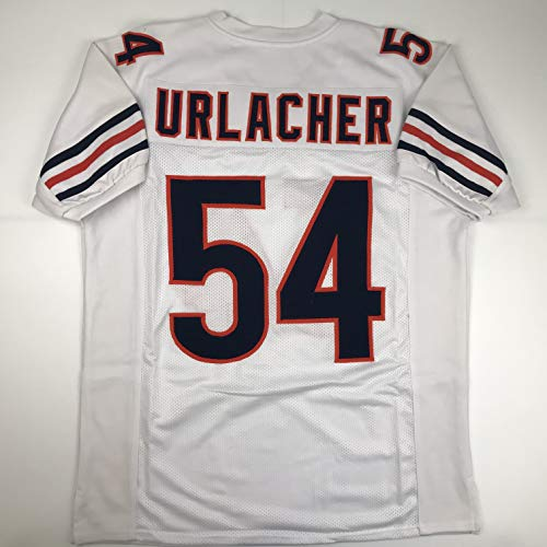 Brian Urlacher Signed Football - 6