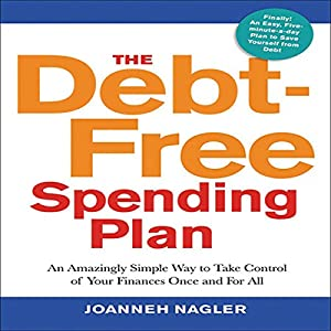 The Debt-Free Spending Plan Audiobook