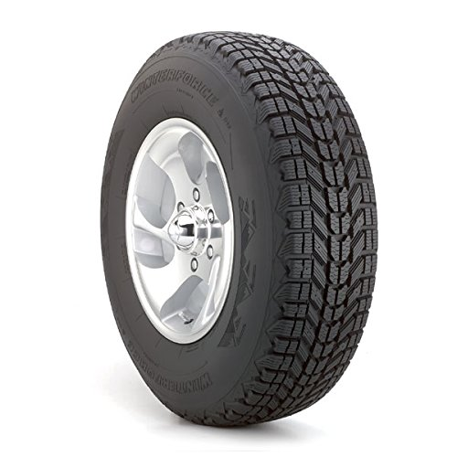Firestone Winterforce Winter Radial Tire - 195/60R15 88S by Firestone (Image #1)