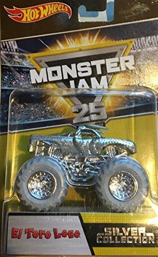 Hot Wheels Monster Jam 25th Anniversary Collection El Toro Loco Die-Cast Vehicle