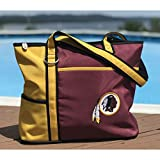 NFL Washington Redskins Tote Bag with Embroidered