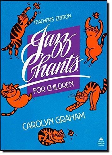 Jazz Chants for Children: Teacher's Edition