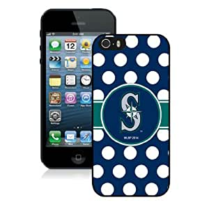 MLB Seattle Mariners iPhone 5 5S Case 03 for iPhone 5 5S