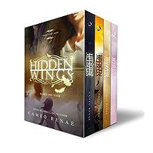 Hidden Wings Box Set - Books 1-4 with BONUS Novella: Hidden Wings Series Collection (English Edition)