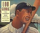 Lou Gehrig, David A. Adler, 0152005234
