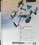 enVisionmath2.0 - 2016 Common Core Teacher Edition Volume 1 Grade 3