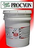1 Each- 5 Gal. Pail (640 oz.)- Soap Free PROCYON Extreme!...