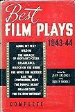 Best film plays of 1943-1944