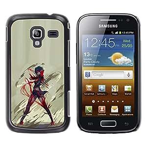 Stuss Case / Funda Carcasa protectora - Anime héroe - Samsung Galaxy Ace 2