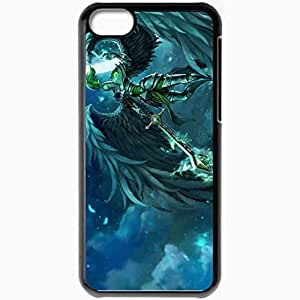 XiFu*MeiPersonalized ipod touch 5 Cell phone Case/Cover Skin League Of Legends BlackXiFu*Mei