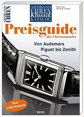 Armbanduhren Klassik Katalog