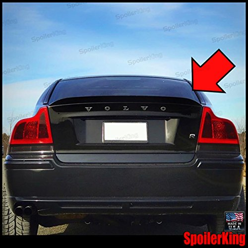 Spoiler King Mid Hi Duckbill Trunk Spoiler (301G) Compatible with Volvo S60 2001-2009