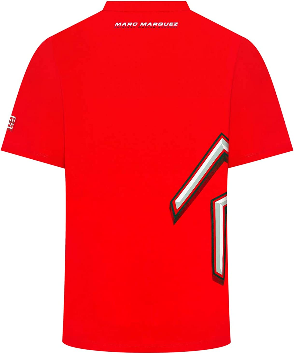 M&Ms Camiseta de Marc Marquez - Hormiga Grande 93 - Rojo - L ...