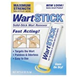 Wart Stick for The Removal of Common and Plantar Warts, 3 Count For Sale