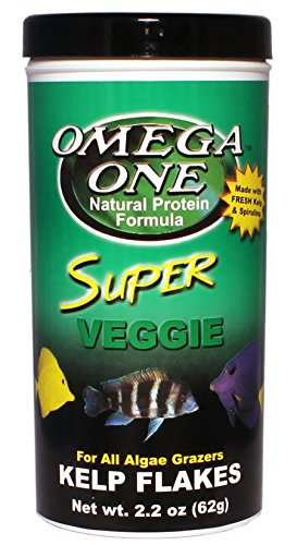 Picture of Omega One Super Kelp Flakes 2.2oz.