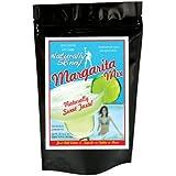 Cocktail Mix - Naturally Skinny Margarita Powder Mix - Sugar-Free and Zero-Calorie, 16 Srv