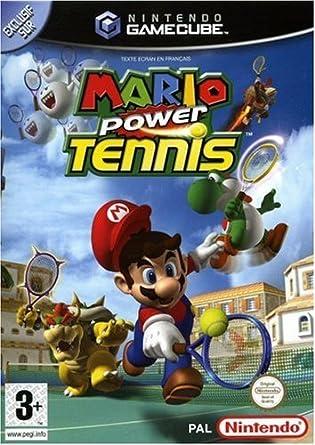 Mario Power Tennis: Amazon fr: Jeux vidéo