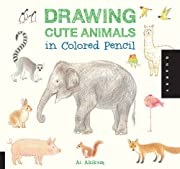 Drawing Cute Animals in Colored Pencil offers simple step-by-step drawing instructions that help you to learn how to draw your favorite animals. Adorable animals like rabbits, squirrels, deer, and pigs come alive with vibrant color and beauti...