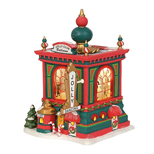Department 56 North Pole Series Jolly Club Ballroom from Department 56