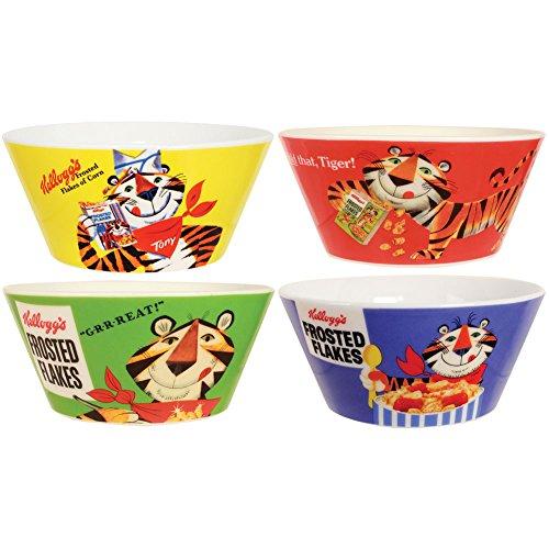 kelloggs-tony-the-tiger-bowls-multicolor-set-of-4