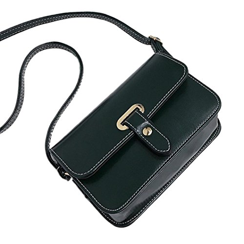 Shoulder Bags Shoulder Simple Female Girls Small Purse Adjustable Bags Bag Cross Strap Handbag Retro Crossbody Women Bag Green body VIASA Shoulder q60Pgg