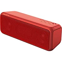 Sony SRS-XB3 EXTRA BASS Portable Bluetooth Wireless Speaker NFC - Red (Certified Refurbished)