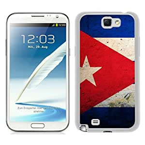 Cuba Flag Samsung Wallpapers White New Style Custom Samsung Galaxy Note 2 N7100 Cover Case